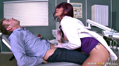Doctor, Monique alexander, Monster cock