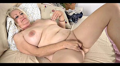 Interview, Older mature, Mature blonde
