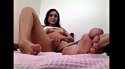 Mature feet, Mature pov, Black milf