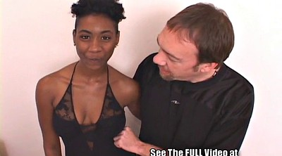 Casting, Old fuck young, Big boobs, Fuck white, Black cock old