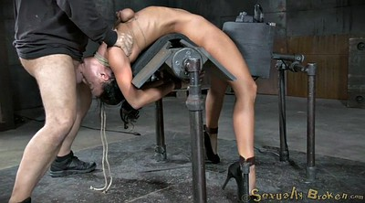 Bondage, Hard spank, Hard spanking, British, Hard core, Sex slaves