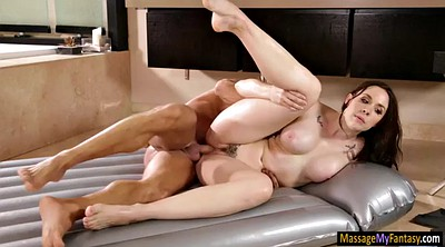 Chanel preston, Hairy massage, Hairy shower