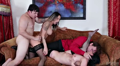 Rough, Foursome, Nadia styles