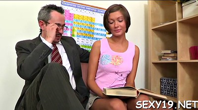 Amateur anal, Old teacher