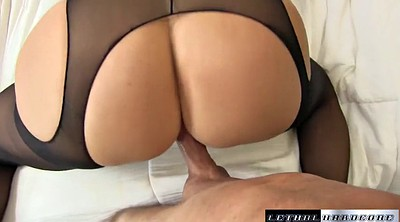 Blackmail, Milf and son, Blackmailed, Big tits teacher
