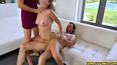 Dad, Teen pussy, Step dad