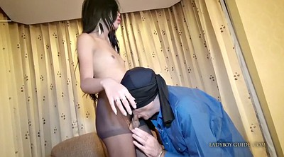Trapped, Masked, Big cock anal, Asian man