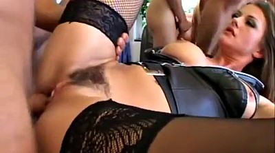 Bisexual, Extreme, Shemale gangbang, Extreme anal, Bisexuality