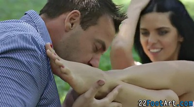 Footjob cumshot, Feet fetish
