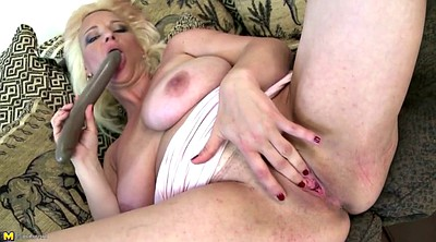 Hot mom, Euro mature