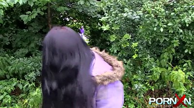 Piss, Public pick up, Lucia love, Amateur piss
