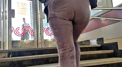 Cam, Move, Young woman, Round ass, Ass l