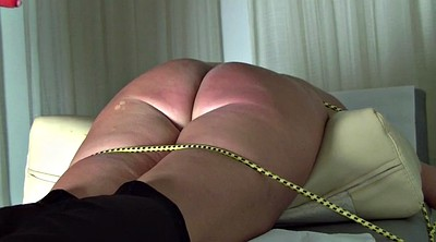 Caning, Spanking ass