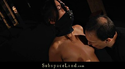 Tied, Mask, Teen slave