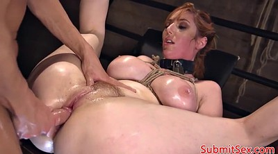 Busty anal, Submission