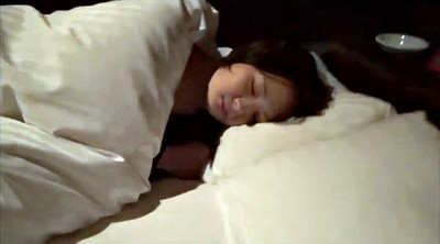 Sleep, Asian webcam, Sister sleep, Korean sister, While, Sleeping sister