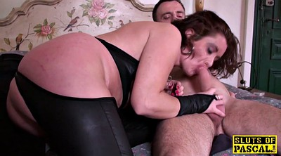 Spanked, Mouth fucking, Pussy spank, Finger fuck