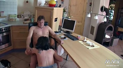 German mature, Mom orgasm, Cumshots, Mom blowjob, Mom big tit, German mom