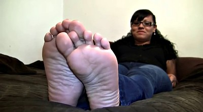 Interview, Candid, Black foot
