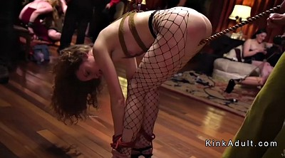Slave, Female slave, Bdsm party