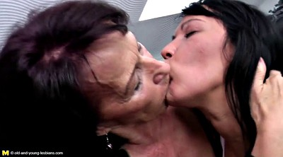 Granny, Young lesbians, Taboo