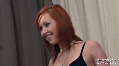 Casting couch, French casting, Casting double, French double, Casting redhead, Casting couch x