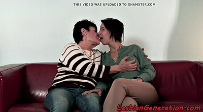 Busty, Tribbing, Grannies, Mature lesbians, Mature chubby