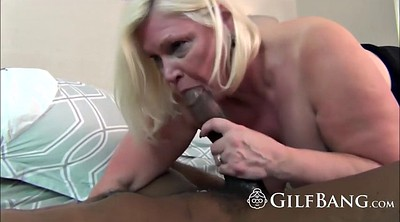 Granny interracial, Big ass mature