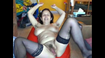 Saggy tits, Saggy, Stocking mature, Housewife, Hairy mature, Mature hairy