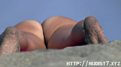 Nude, Hidden, Nudist, Nudist beach