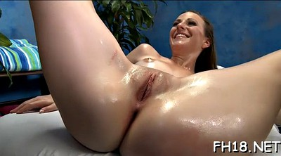 Oiled, Girl massage