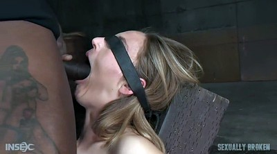 Brutal, Face fuck, Two cock, Mona wales