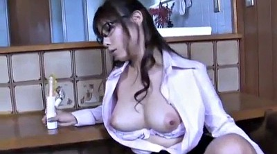 Japanese big tits, Japanese vibrator