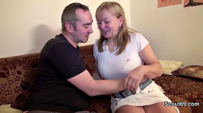 First anal, Mature anal, Mom porn, Mom dad, German couple, Daddy mom