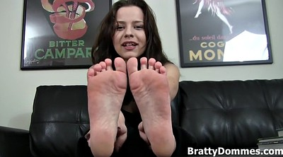 Feet worship, Teen feet