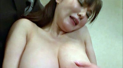 Japanese gangbang, Asian milf, Three