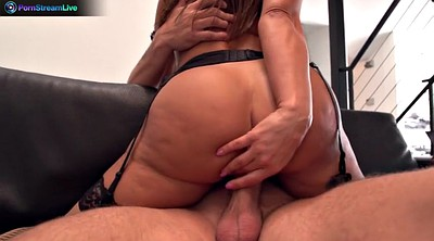 Lisa ann, Masturbation solo