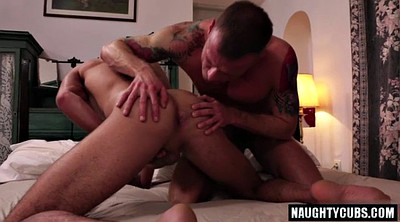 Gay creampie, Gay anal creampie