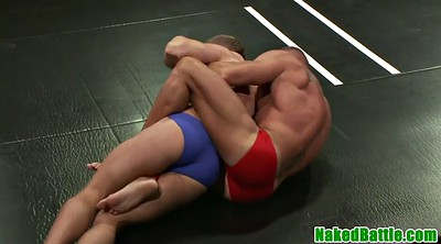 Handjob, Wrestling, Fight, Gay bdsm