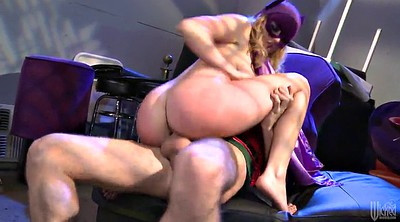 Lexi belle, Cumshot, Superhero, Dress fuck