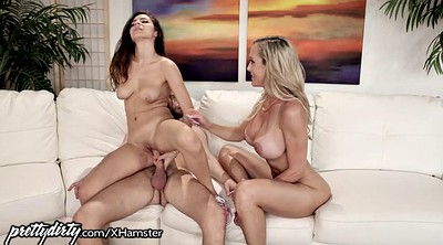 Brandi love, Brandi, Old threesome