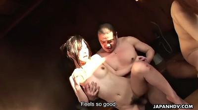 Asian guy, Sauna, Handjob japanese