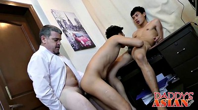 Dad, Asian old, Old cock, Asian daddy, Twink young, Old daddy gay