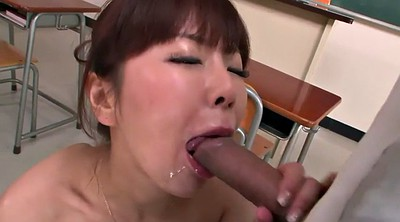 Teacher, Japanese teacher, Japanese gangbang, Face, Japanese student, Japanese cream