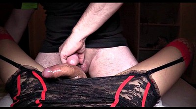 Thai gay, Stockings, Thai hardcore, Red, Asian gay, Gay asian