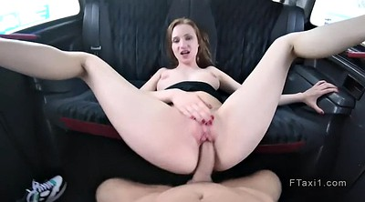 Fake taxi, Blowjob public