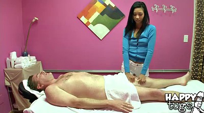 Asian massage, Masseuse, Long hair