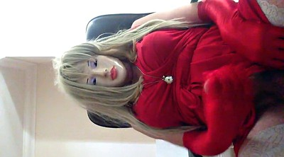Crossdressing, Red, Crossdresser