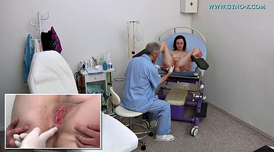 Doctor, Gyno, Exam, Old doctor, Gynecology, Doctor anal
