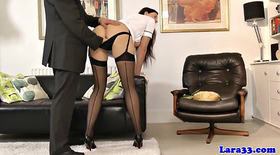 Mature stocking, Stockings mature